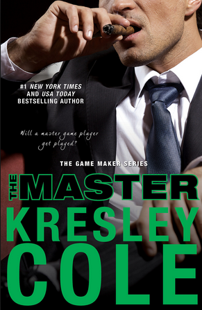 Review & Cocktail: The Master by Kresley Cole