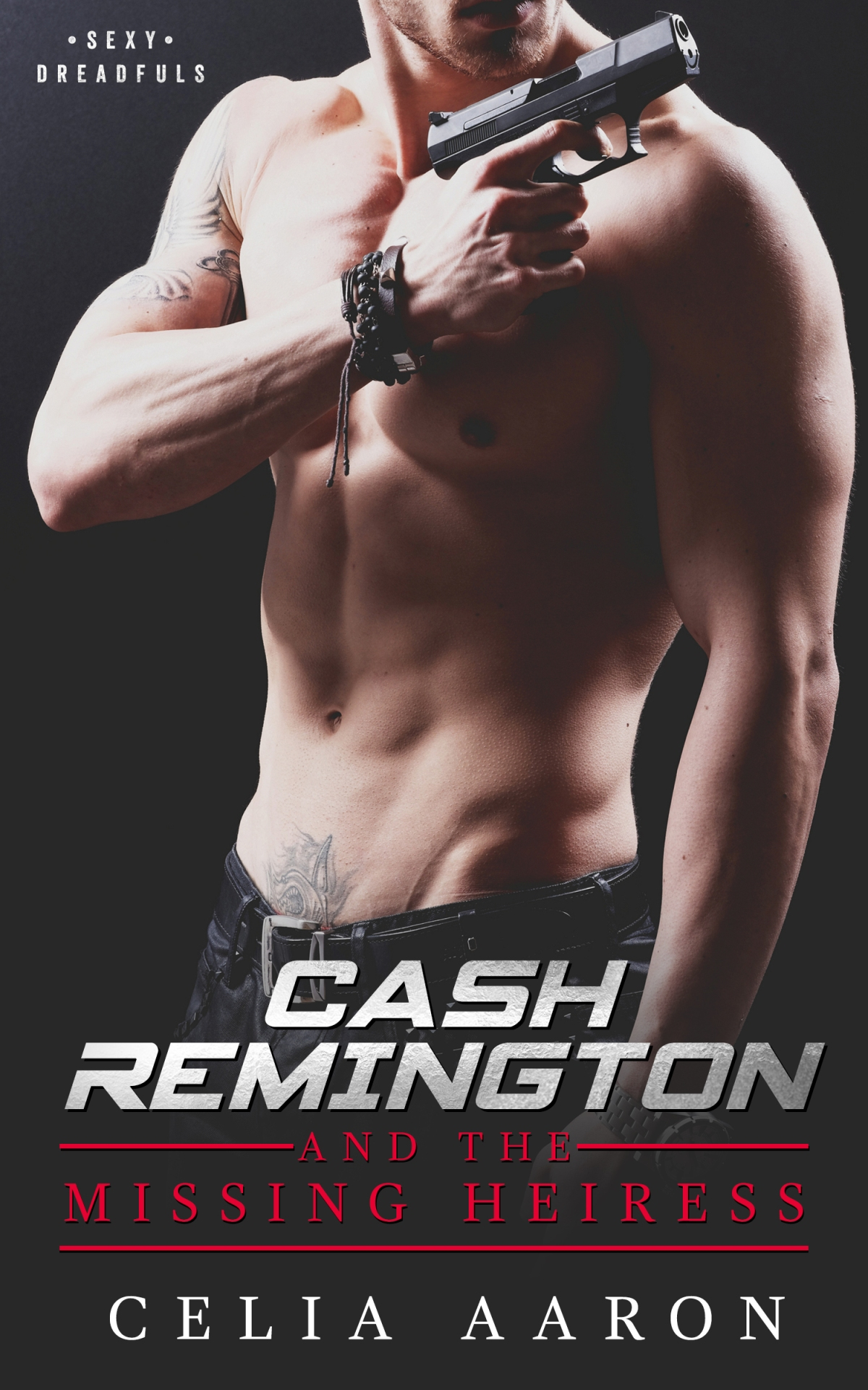 Review & Cocktail: Celia Aaron's Cash Remington and the Missing Heiress
