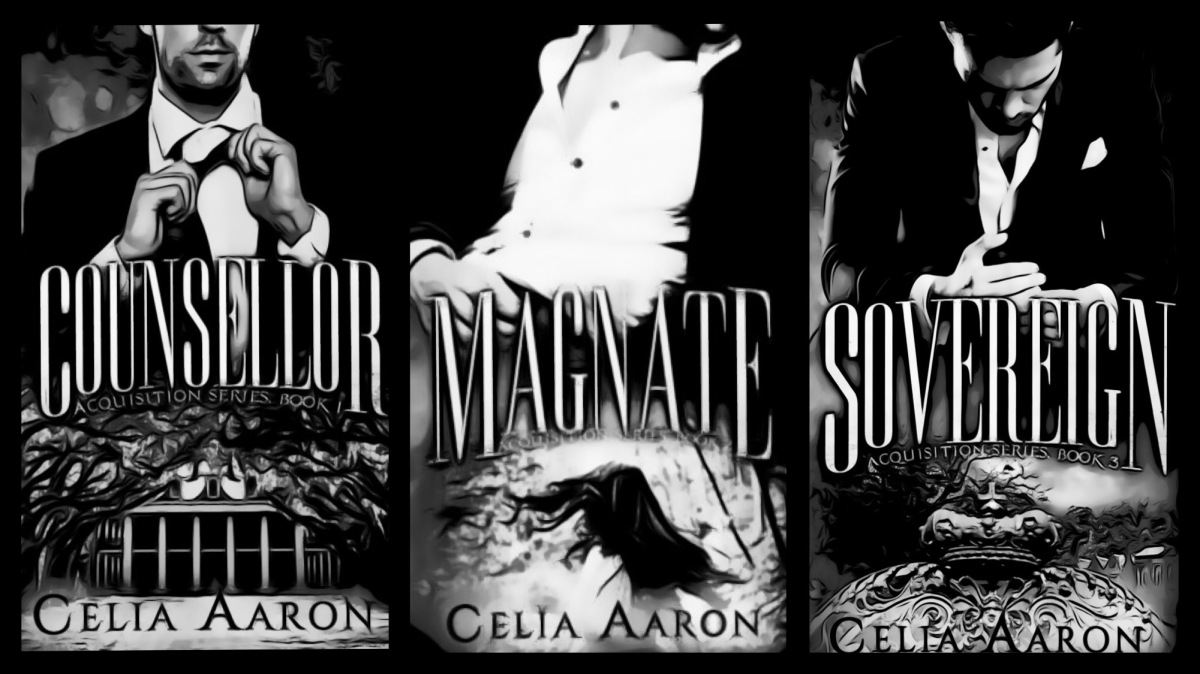 Review & Cocktail: Acquisition Series by Celia Aaron