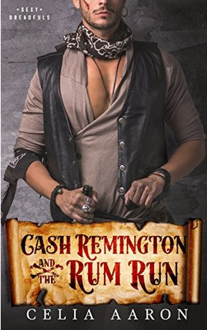 Review &Cocktail: Celia Aaron's Cash Remington and the Rum Run